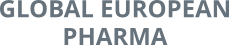 Global European Pharma logo